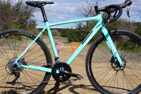First Ride: Bianchi Allroad Impulso | Road Bike Action