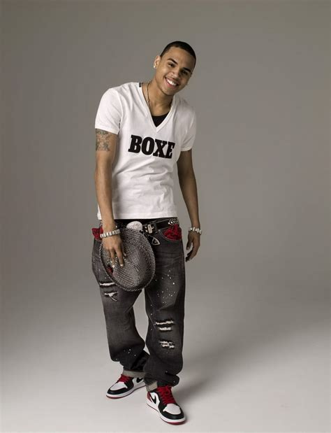 Chris Brown Stylish HQ Wallpapers Photos at George Holz
