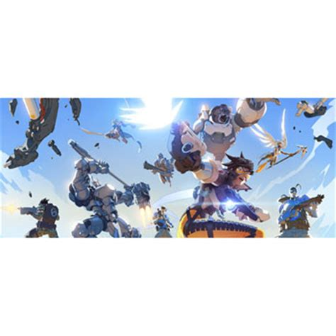Collectors Edition Overwatch FPS PC Video Game from