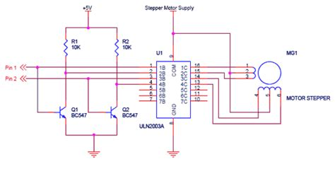 Stepper Motor Interfacing with Microcontroller Tutorial
