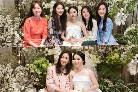 Lee Jung Hyun Shares Her Celebrity Friends' Reaction To