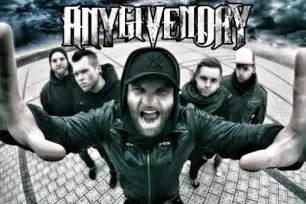 Any Given Day Songs, Lieder, Videos & Infos - RauteMusik