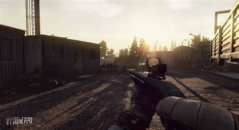 Have a look at Escape from Tarkov's UI in these new