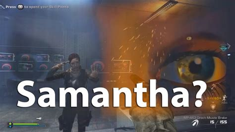 Is Samantha Maxis In Nightfall? (Call of Duty Ghosts