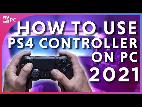The best way of how to use PS4 controller on PC