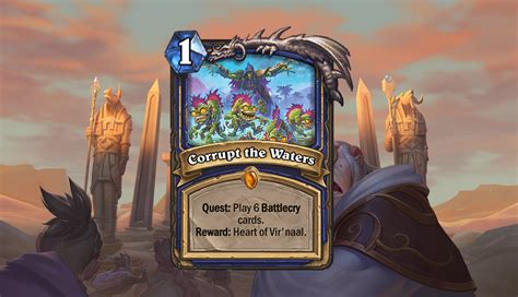 Hearthstone: Saviors of Uldum - A guide to all 9 Quests