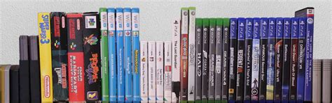 Game Database Software, organize your video game