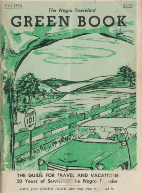 Learn About The Negro Motorist Green Book & Travel in the