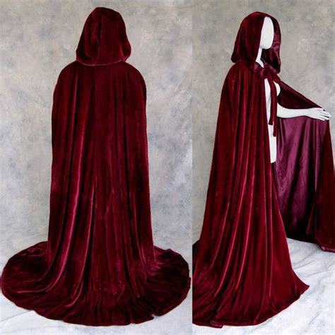 Some sort of costume with a cloak