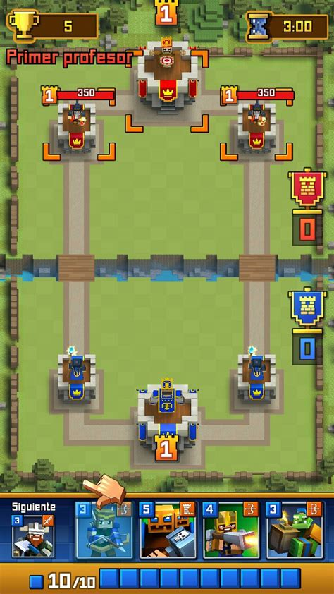 Royale Clans - Clash of Wars 4