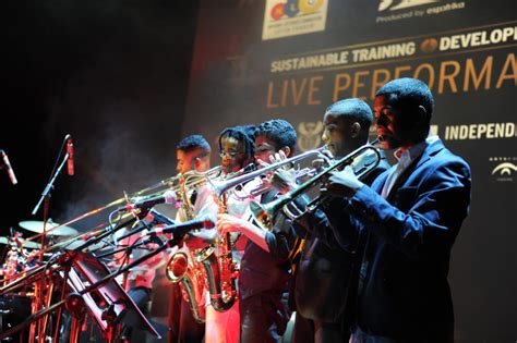 Cape Town International Jazz Festival Training and