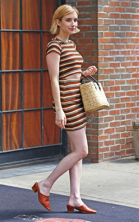 The Best Emma Roberts Style Moments Yet   Who What Wear