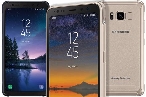 Samsung's Galaxy S8 Active is a tougher, rugged Galaxy S8