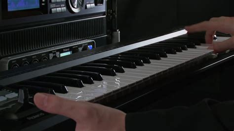 A-88/A-49 MIDI Keyboard Controller Overview - Roland