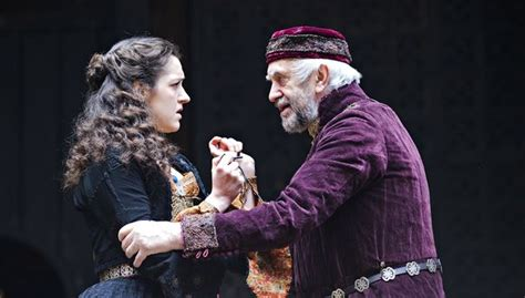 Critics At Large : A Moor and Two Jews: Shakespeare and