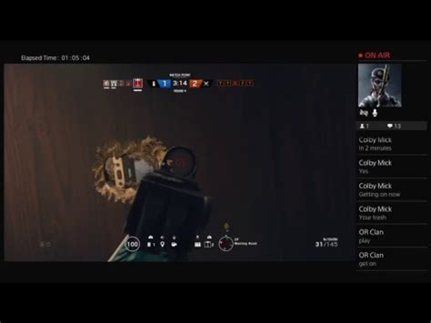 Benny_Whip's Live PS4 Broadcast - YouTube