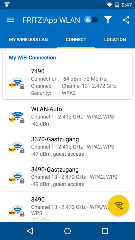 FRITZ!App WLAN for Android - APK Download