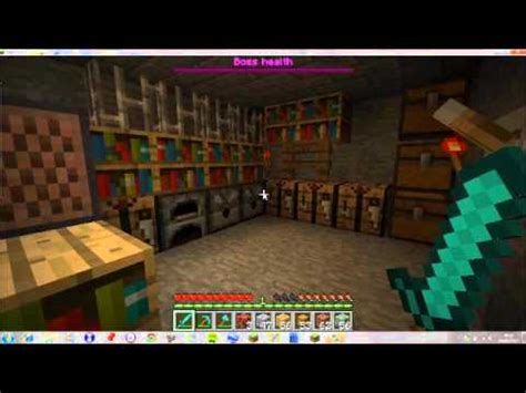 My minecraft house and josef fritzl dungeon - YouTube