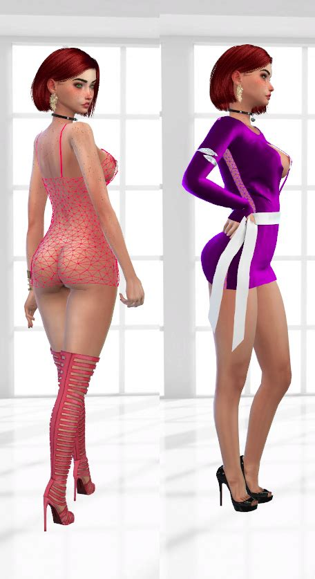 Slutty/Sexy clothes - Page 25 - Downloads - The Sims 4