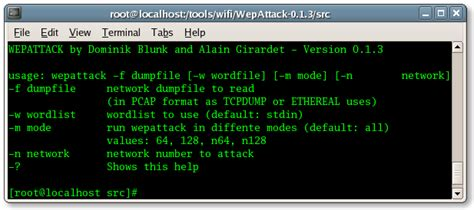 WepAttack - WLAN Dictionary Attacker - Hacking Tools!