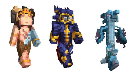 Final Fantasy XV Skin Pack out now | Minecraft