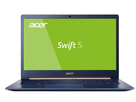 Acer Swift 5 SF514-52T-59HY - Notebookcheck