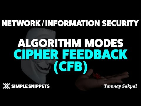 Block cipher modes of operation - Eric Xiang - 博客园