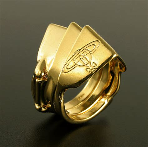 Vivienne Westwood Knuckle Duster Ring | I Like It A Lot