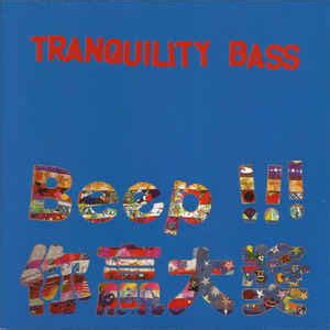 Tranquility Bass - Beep!!! (1998, CD) | Discogs