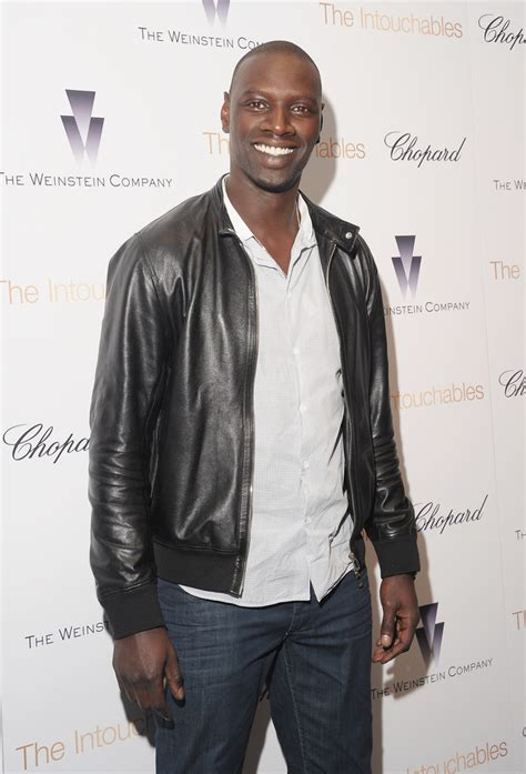 """Omar Sy Photos Photos - """"The Intouchables"""" Special"""