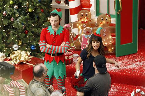 Glee 5 Previously Unaired Christmas Songs Full Stream
