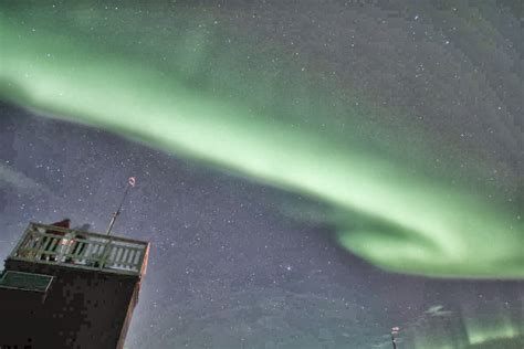 TheCrossCanadaProject 2014 : Northernlights at it's best
