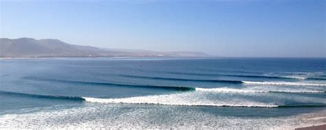 Morocco perfect wave in Imsouane   Surfcampseurope
