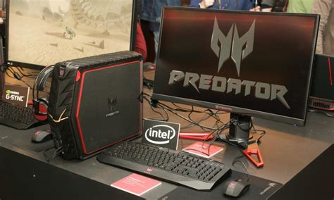 New VR-ready Acer Predator notebook & PC now available