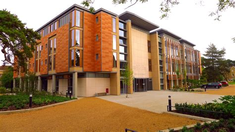 China Centre Building and Library | University of Oxford