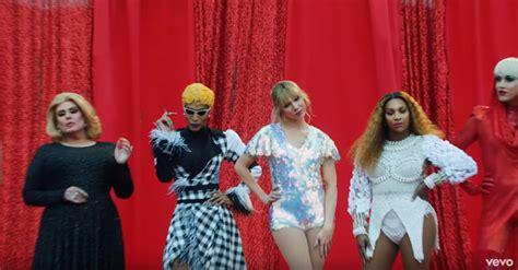 """Taylor Swift's """"You Need to Calm Down"""" Video Queers Up the"""