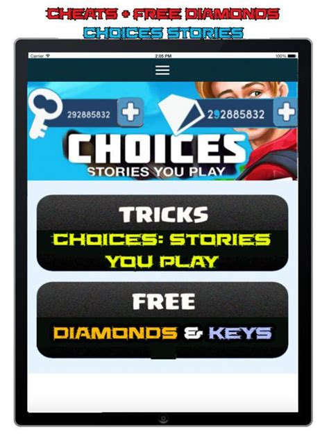 Choices Stories You Play Hack - How to Get Unlimited