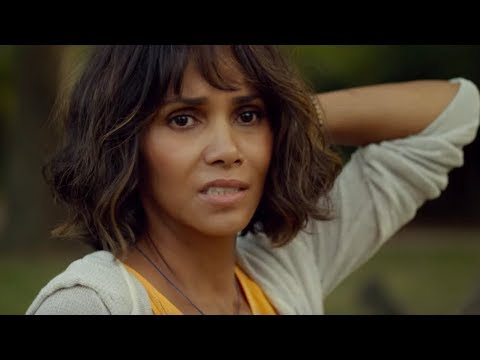 Two Posters For Halle Berry's DARK TIDE
