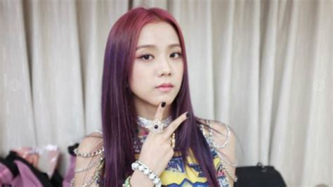 Cute! Black Pink's Jisoo has a new hairdo and we can't