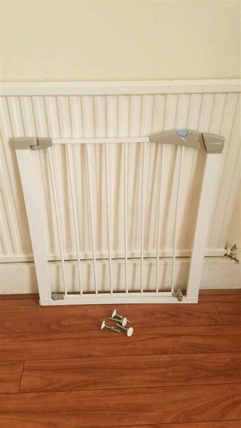 Lindam Stairgate (extention available) | in Leicester