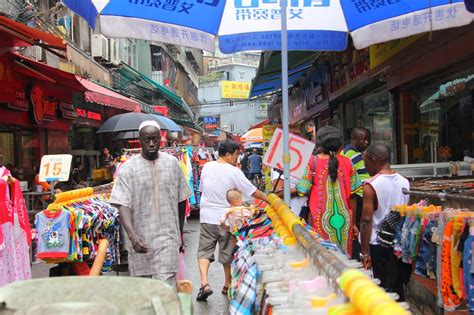 Nigerian Migrants in China: Changing the Narrative