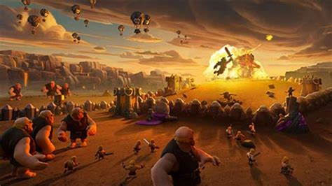 Clash of Clans Theme for Windows 10   8   7