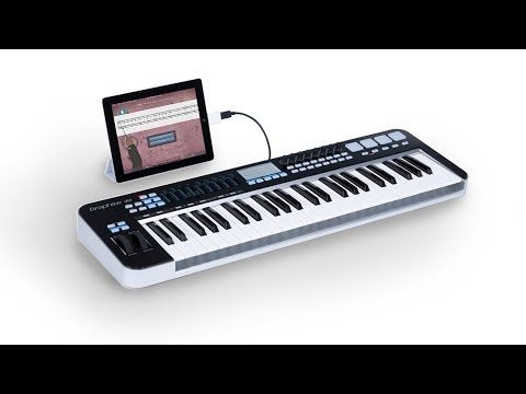 How to Connect a MIDI Controller to the iPad