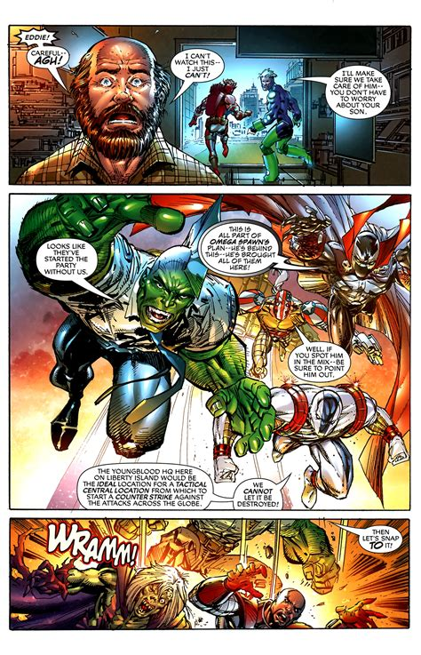 Read online Image United comic - Issue #3