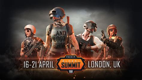 FACEIT to Host PUBG Global Summit in London – The Esports