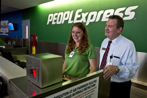 Pictures: People Express Airlines first flights - Daily Press