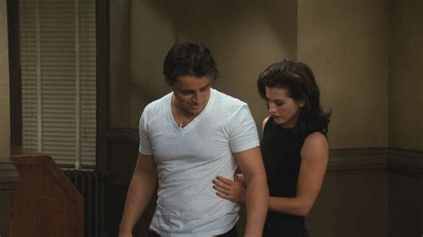 Friends - Flashback Part 2 - Monica and Joey, Chandler's