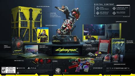 How to Find Cyberpunk 2077 Collector's Edition in Stock