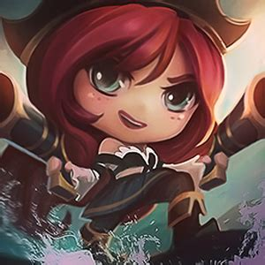 New cute Miss Fortune icon found on the PBE : MissFortuneMains