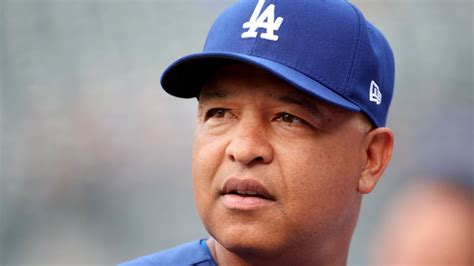 Los Angeles Dodgers manager Dave Roberts says he would